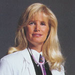 Susan Blumenthal in White Coat
